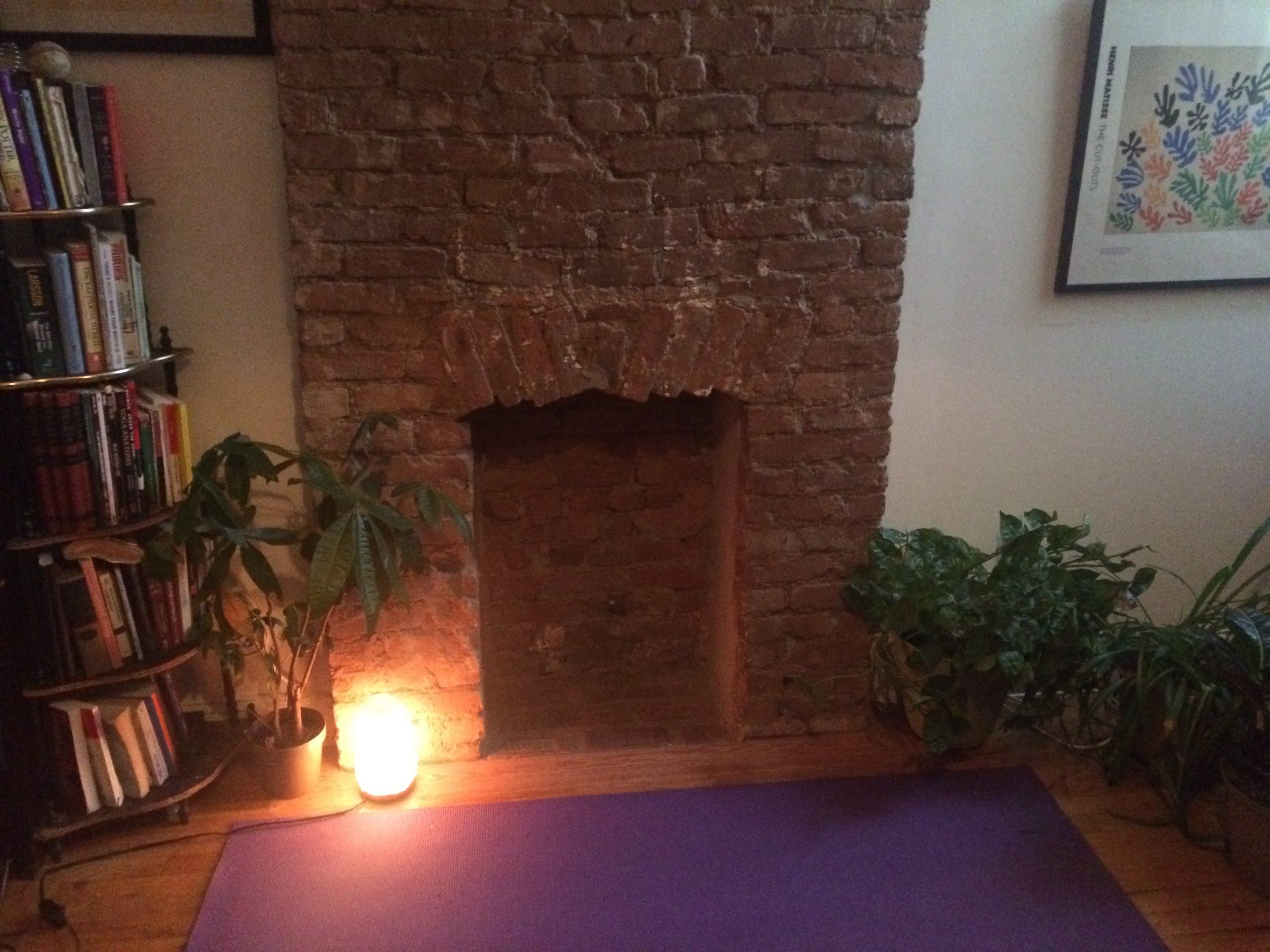 Yoga setting